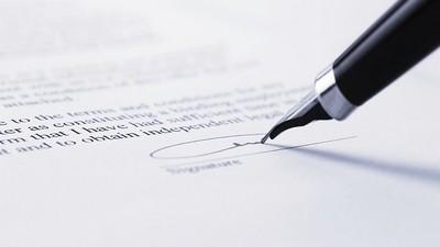 Şirket Kuruluş Sözleşmesinin Ticaret Sicil Müdürlüklerinde İmzalanması